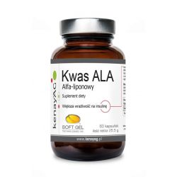 KENAY KWAS ALA (ALFA-LIPONOWY) 60 KAPS.