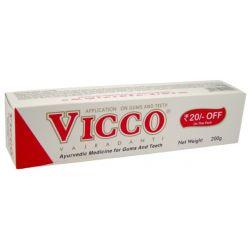 VICCO AJURWEDYJSKA PASTA DO ZĘBÓW 100G