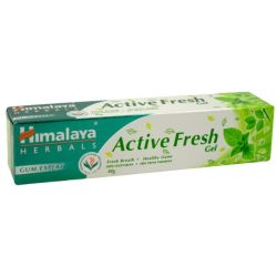 HIMALAYA PASTA DO ZĘBÓW ACTIVE FRESH 80G