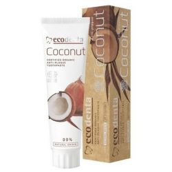 ECODENTA ORGANIC COCONUT PASTA DO ZĘBÓW 100ML
