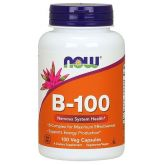 NOW FOODS B-100 KOMPLEKS WITAMIN B 100 K. WEGET.