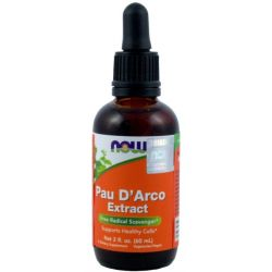 NOW FOODS PAU D ARCO EXTRACT 60ML