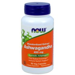 NOW FOODS ASHWAGANDHA 450MG 90K