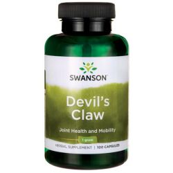 SWANSON DEVIL'S CLAW (DIABELSKI PAZUR) 500mg 100 k