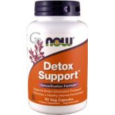 NOW FOODS DETOX SUPPORT 90 KAP