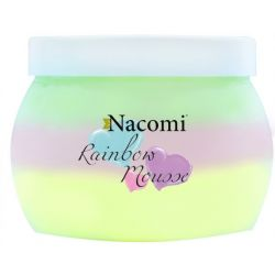 NACOMI MUS DO CIAŁA RAINBOW 200ML