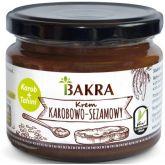 BAKRAKREM KAROBOWO-SEZAMOWY 300G