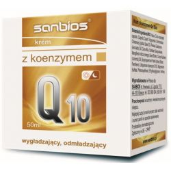 SANBIOS KREM ZKOENZYMEM Q10 50ML