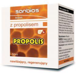 SANBIOS KREM Z PROPOLISEM 50ML