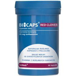FORMEDS BICAPS RED CLOVER 60 KAPS.