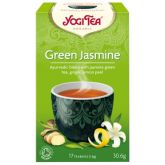 YOGI TEA HERBATA GREEN JASMINE BIO 17x1,8G