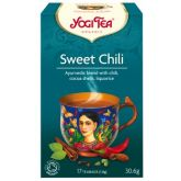 YOGI TEA HERBATA SWEET CHILI BIO 17x1,8G