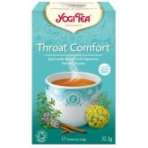 YOGI TEA HERBATA THROAT COMFORT BIO 17x1,9G