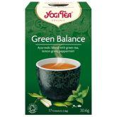YOGI TEA HERBATA GREEN BALANCE 17x1,8G