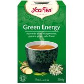 YOGI TEA HERBATA GREEN ENERGY BIO 17x1,8G