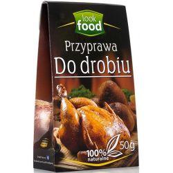 LOOK FOOD PRZYPRAWA DO DROBIU 50G