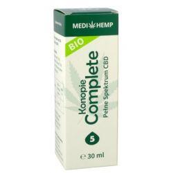 HEMP BIO OLEJEK CBD COMPLETE CO2 5% 30ML