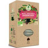 DARY NATURY MALINOWO-IMBIROWA EKO 25X3G