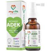 MYVITA WITAMINY ADEK 30 ML