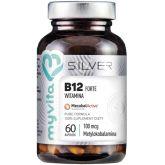 MYVITA SILVER WITAMINA B12 100% 60 KAPS.