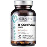 MYVITA SILVER WITAMINA B-COMPLEX 100% 60 KAPS.
