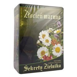 ASZ SEKRETY ZIELNIKA ZŁOCIEŃ MARUNA 40X3,2G