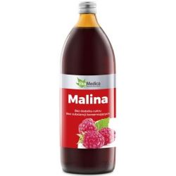 EKAMEDICA SOK Z MALIN 100% 500ML