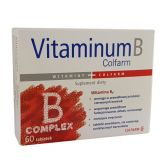 COLFARM VITAMINUM B COMPLEX 60 KAPS.