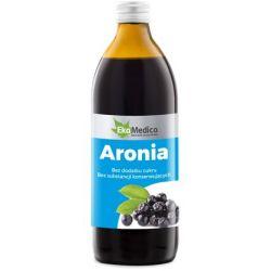 EKAMEDICA ARONIA 0,5 L SOK 100%