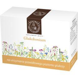 BONIMED GLUKOBONISAN 20x5G reguluje poziom glukozy
