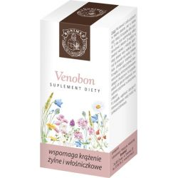 BONIMED VENOBON 60 K. wspiera krążenie żylne
