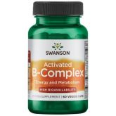 Swanson activated b-complex 60 kaps.