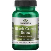 Swanson Fs Black Cumin Seed 400/60K.