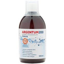 AURA ARGENTUM 200 SREBRO KOLOIDOWE 100PPM TONIK