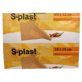 S-plast plaster rozgrzewający 10x15