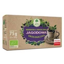 Dary Natury Herbatka Jagodowa Eko 20X3G