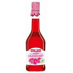 Polska Róża Syrop z Płatków Róży 500 ml