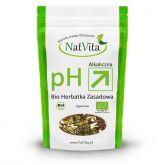 Natvita Bio Herbatka ph zasadowa 70g