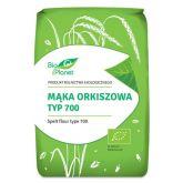 BIO PLANET Mąka orkiszowa typ 700 BIO 1kg