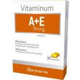 Starpharma Vitaminum A + E Strong 30 kapsułek
