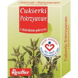 Reutter Cukierki Pokrzywowe z ekstraktem z pokrzyw