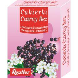 Reutter Cukierki Czarny Bez z Ekstraktem z Bzu