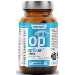 Pharmovit Herballine Optikan 60 kap wzrok