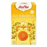 Yogi Tea Herbata Sun Salutation Bio 17X1,8G