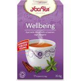 Yogi Tea Herbata Wellbeing Bio 17X1,8G Relax
