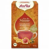 Yogi Tea Herbata Senses Bio 17X2,1G dla zmyslów