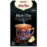 Yogi Tea Herbata Black Chai Bio 17X1,8G
