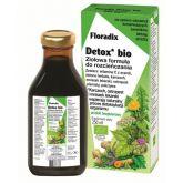 Zioło-Piast Floradix Detox Bio 250 ml
