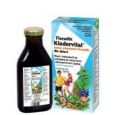 Zioło-Piast Floradix Kindervital 250Ml nowa formuł