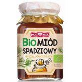 Polska Róża Miód Spadziowy Bio Ekologiczny 210 g